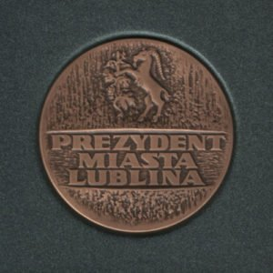 Paweł Iberszer, urolog, Lublin, Onko Centrum, Onko-Centrum, medal, COZL